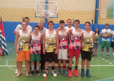 Campu Sur team Huelva